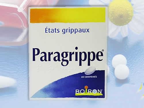 Comprar Paragrippe Andorra. Medicamentos homeopáticos Boiron. Comprar Homeopatía online.