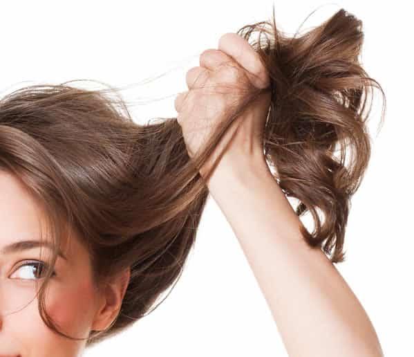 Frenar la caída de cabello