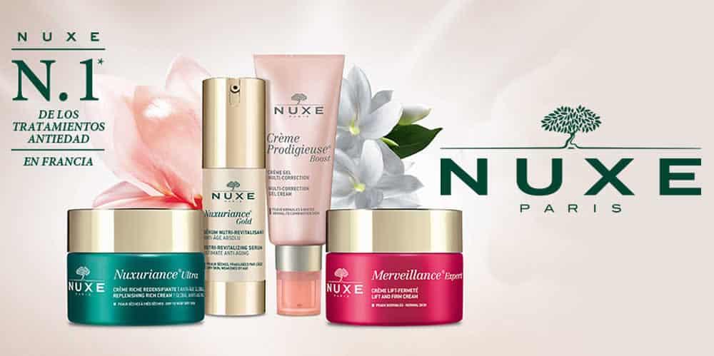Comprar Nuxe Andorra. Venta online Nuxe. Farmacia Andorra