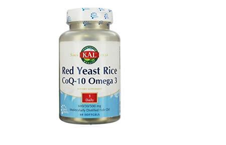 Comprar Rest Yeast Rice CoQ-10 Omega3 online en Andorra. Farmacia online del Pont