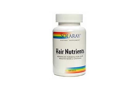 Comprar Solaray Hair Nutrients Andorra. Vitaminas, minerales y hierbas para prevenir la caída del cabello. Farmacia online del Pont