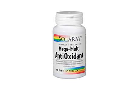 Comprar Solaray Mega-Multi Oxidant en Andorra. Oxidación celular – Antioxidantes. Para-farmacia online Andorra