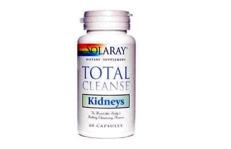 Comprar Solaray Total Cleanse Kidneys - Combinado de extractos de vegetales buscados por sus propiedades diuréticas - Farmacia online Andorra