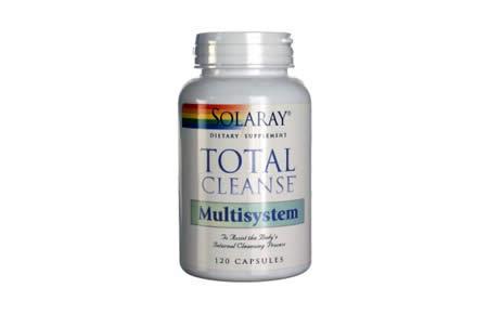 Comprar Solaray Total Cleanse multisytem en farmacia online del Pont Andorra