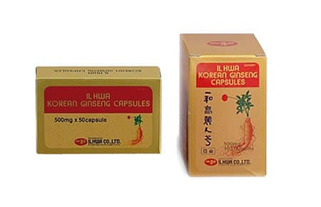 Comprar Korean Ginseng Tongil Andorra : ayuda natural contra la disfunción sexual en hombres