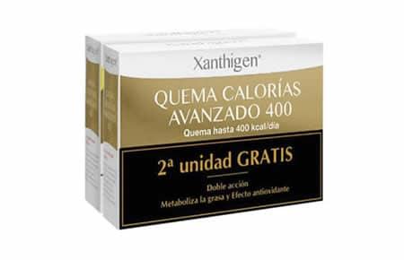 Comprar Xanthigen Quema calorías Andorra. Quemador de calorías. Farmacia online del Pont